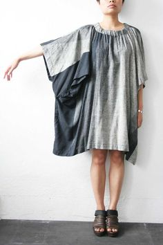 Issey Miyake Permanente Dress/Skirt by weltenbuerger on Etsy, $398.00