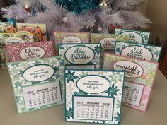 Calendar Ideas, Better Life, Stampin Up Cards, Paper Crafts, Tissue Paper Crafts, Paper Craft Work, Papercraft, Paper Art And Craft, Diy Cards