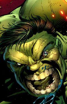 Hulk by Paul Pelletier