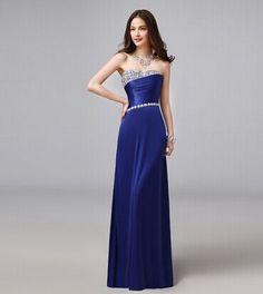 2014 nya bröllopsklänningar långa balklänning_balklänningar online