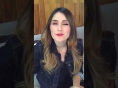 Dulce María felicitando a Revista Zero Magazine Mx 