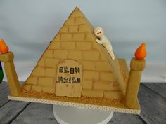 Egypt cake 'Dummie de Mummie'