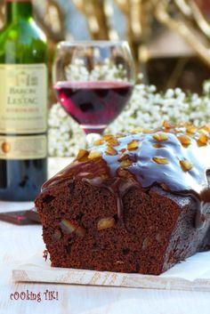 Шоколадов сладкиш с греяно вино - cOOking TiKi