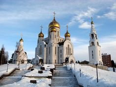Church of the resurrection of Christ in Khany-Mansiysk - Hanti-Mansia – Wikipedia