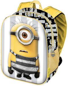 Minions, Fashion, School Backpacks, Fashion Styles, Minions Love, Fashion Illustrations, Minion, Trendy Fashion, Minion Stuff