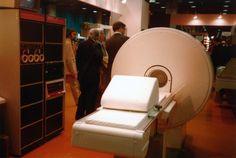 Siemens Siretom CT (Computed Tomography) Scanner, 1974