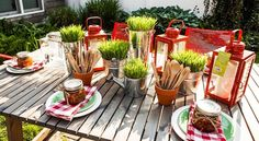 1000 images about outdoor dining and entertaining on - Coleman small spaces bbq decoration ...