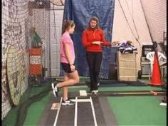 Fastpitch Softball Pitching Fundamentals 1 - Leap and Drag
