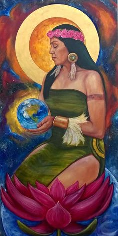 Arte Inspo, Arte Latina, Latino Art, Les Chakras, Aztec Art, Spirited Art, Goddess Art, Hippie Art, Dope Art