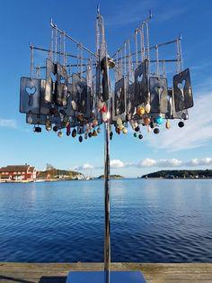 Hengerefleks - designet av Trine Wilhelmine Rønnevig for Kunstkolonialen Art