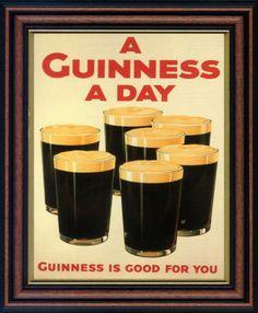 framed picture guinness beer drinks pub print | eBay Guinness, Irish Pub Decor, Celtic Images, Beer Advertisement, Black Ruby, Bar Stuff, More Beer, Local Pubs, Beer Brands