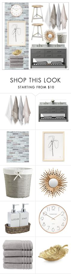 """""""Serene"""" by cherieaustin on Polyvore featuring interior, interiors, interior design, home, home decor, interior decorating, Sparrow & Wren, Pier 1 Imports, Safavieh and Christy"""