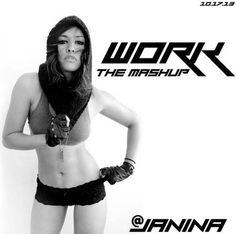 'Vampire Diaries' Janina Gavankar debuts 'Work the Mashup' on Lance Bass' Dirty Pop show