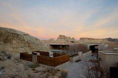 Amangiri - Aman Resorts' alien escape in the Utah desert