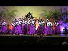 Keiki Hula Competition 2012 - Halau Ka Lei Mokihana o Leina'ala ('Auana)