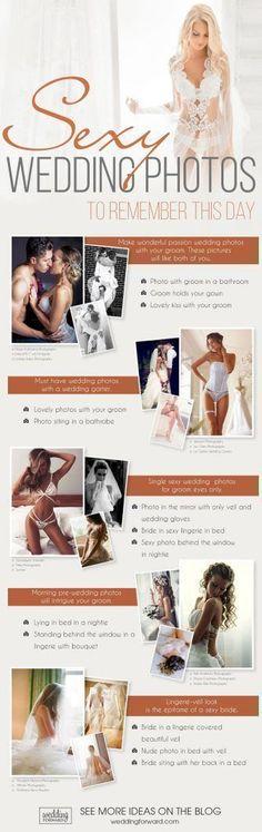 8 Wedding Photo Infographics To Make Your Wedding Photos Amazing � sexy wedding photos wedding photo infographics � See more: http://www.weddingforward.com/wedding-photo-infographics/ #wedding #bride #weddinginfographic #weddingphotos