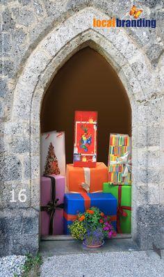 16. Türchen   Gute Weihnachtsgeschäfte wünscht #LocalBranding!