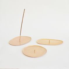 Brass Incense Holder - Catchtilly $90