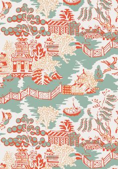 Thibaut Luzon also available in fabric