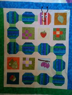 Welcome to Craftsy! Learn it. Story Sack, Hungry Caterpillar, Kids Rugs, Learning, Creative, Projects, Home Decor, Log Projects, Blue Prints