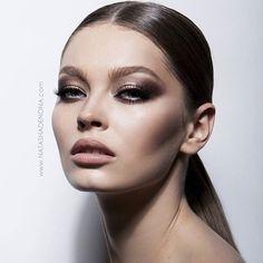 WEBSTA @ nikitabaffour - •REPOST• Absolutely love this clean look created by @natashadenonaBeautiful Work #Makeup #Beauty #makeover #transformations #hudabeauty #vegasnay #Anastasiabeverlyhills #makeupartists_worldwide #MOTD #FOTD #shaylataughtme #Maccosmetics #Mac #portrait #editorial #repost