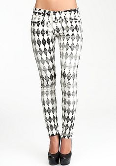 bebe | Harlequin Icon Skinny Jean - ONLINE EXCLUSIVE - View All
