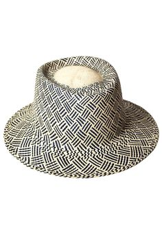 da192d915d9 Pizarro Panama Hat by Guanábana Handmade. Handcrafted from natural straw by  artisans in Colombia.