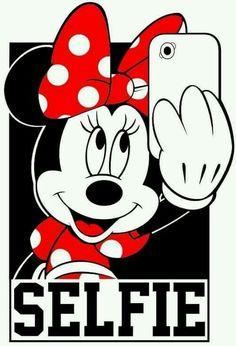 """Selfie for Mickey"" Walt Disney, Disney Mickey, Disney Art, Minnie Mouse Pictures, Disney Pictures, Retro Disney, Disney Love, Mickey Mouse Wallpaper, Disney Wallpaper"