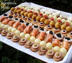 Les ap ritifs on pinterest appetizers smoked salmon and for Cocktail 80 personnes