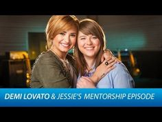 Demi Lovato & Jessie's mentorship episode | 2013 ACUVUE® 1-DAY Contest - YouTube