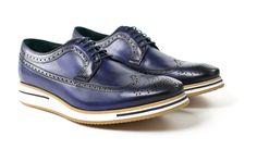Zapatos de hombre Ángel Infantes. Modelo Grantham.