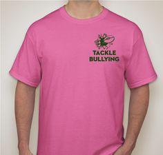 Tackle Bullying Shirt - Front