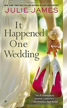 It Happened One Wedding – Julie James - Gotta add at least one romance novel to my summer reading! Julie James, Contemporary Romance Novels, Us Attorney, Something About You, Wedding Book, Wedding List, Wedding Store, Wedding Season, Free Ebooks