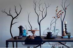 Yemek Odası Duvar Çıkartmaları Yemek odası duvar duvar çıkartmaları ile yemek odası dekorasyonunuzu yenileyebilirsiniz. Böylelikle yemek odalarınızı sıkıcılıktan, monotonluktan çıkarabilirsiniz. Hem de duvar kağıtlarına göre daha uygun. Dekorasyon değişikliğini oldukça uygun bir fiyata çözebilirsiniz. Duvar çıkartmaları ile ş ... http://www.yemekodasi.com/yemek-odasi-duvar-cikartmalari/