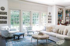 Living Room White Carpet Home Tours 45 Ideas For 2019 Living Room White, White Rooms, Home And Living, Rugs In Living Room, Living Room Furniture, Living Spaces, Room Rugs, White Furniture, Living Area
