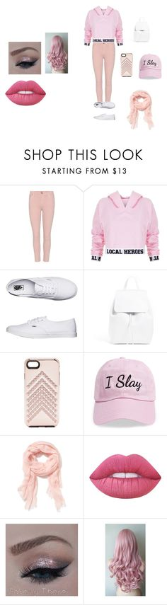"""""""Pink"""" by chelseastewart91977 ❤ liked on Polyvore featuring Citizens of Humanity, Local Heroes, Vans, Rebecca Minkoff, Steve Madden, Old Navy and Lime Crime"""