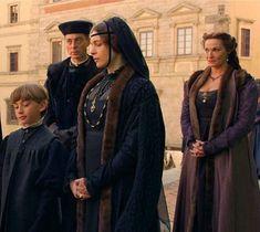 15th Century Fashion, Medici Masters Of Florence, Medieval Fashion, Italian Renaissance, Period Dramas, Great Movies, Season 2, Reign, Movie Tv