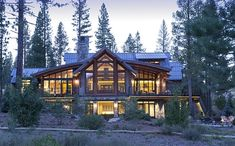 North Lake Tahoe Residence by Kelly