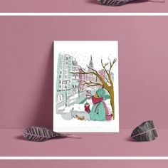 Boutique en ligne du Grand Bassin | Illustration | Créations artisanales | France Format A3, New York, Illustrations, Creations, France, Drawings, Painting, Art Crafts, Boutique Online Shopping