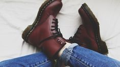 Cherry red Docs? I think yes.
