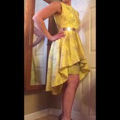 Choies duplicity dress Xtra photos-original listing in my closet Dresses Asymmetrical