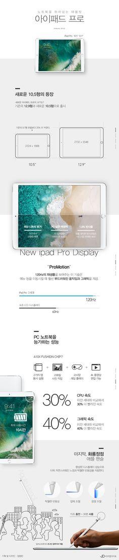 '노트북을 뛰어 넘는 태블릿' 아이패드 프로 2세대, 스펙은? [인포그래픽] #ipad / #Infographic ⓒ 비주얼다이브 무단 복사·전재·재배포 금지