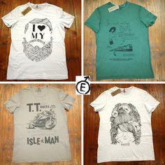 Scegli la t-shirt uomo che da per te!  Per maggiori informazione puoi inviarci una mail a store@empathie.it  #empathie #tshirt #man #madeinitaly #fashion #graphic #followme