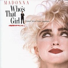 My first Madonna album