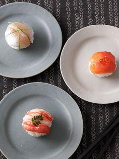 【ELLE a table】手まり寿司レシピ|エル・オンライン