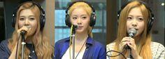 Red Velvet bring the Ice Cream Cake to Kim Shin Young's radio! - Latest K-pop News - K-pop News   Daily K Pop News