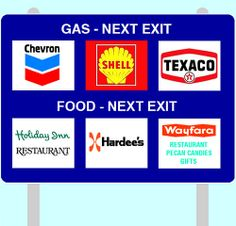 On I-75 in Central Florida for the State Road 50/U.S. 98 exit. Late 1970's.   . Own your very own Texaco Sign!  Have a look at at all these great signs I found for your mancave all oil and gas industry, all starting at a penny