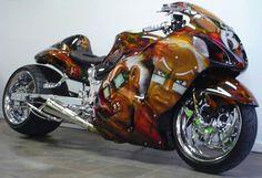Ideas Street Bike Gear Crotch Rockets For 2019 Custom Street Bikes, Custom Sport Bikes, Futuristic Motorcycle, Motorcycle Bike, Hyabusa Motorcycle, Paint Bike, Sportbikes, Hot Bikes, Cool Motorcycles