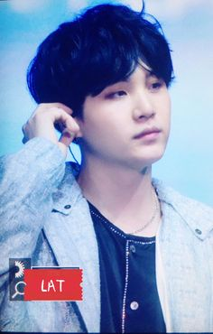 #슈가 #SUGA #민윤기 RT @loveandtrue_: 170311 SANTIAGO