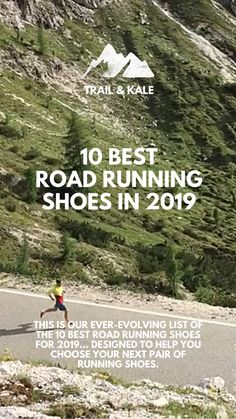10+ Best Road Running Shoes 2019 ideas